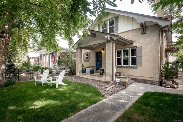 1626 Albion Street, Denver, CO 80220 (#5248957) :: The DeGrood Team