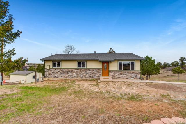 9031 Awl Road, Parker, CO 80138 (#5249160) :: The HomeSmiths Team - Keller Williams