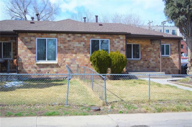 1463 Xavier Street, Denver, CO 80204 (#5249292) :: Structure CO Group