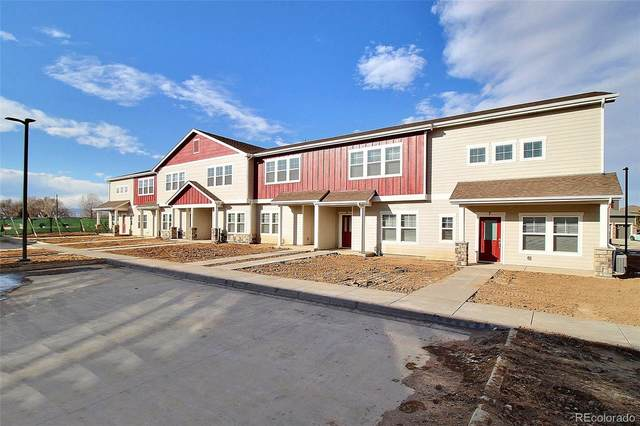 1694 Grand Avenue #4, Windsor, CO 80550 (MLS #5249455) :: 8z Real Estate