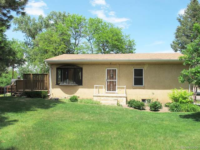 8801 W Mississippi Avenue, Lakewood, CO 80226 (#5249762) :: Compass Colorado Realty