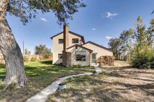 11566 County Road 18, Fort Lupton, CO 80621 (#5249854) :: HomePopper