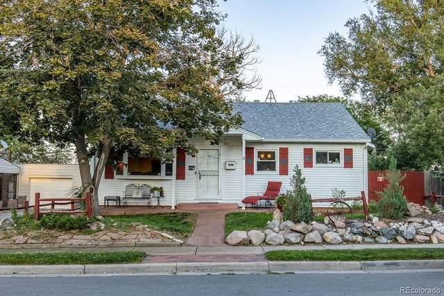 4768 S Bannock Street, Englewood, CO 80110 (MLS #5249875) :: 8z Real Estate