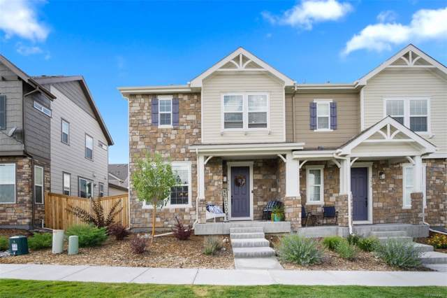 7618 S Zante Court, Aurora, CO 80016 (#5250155) :: The Tamborra Team