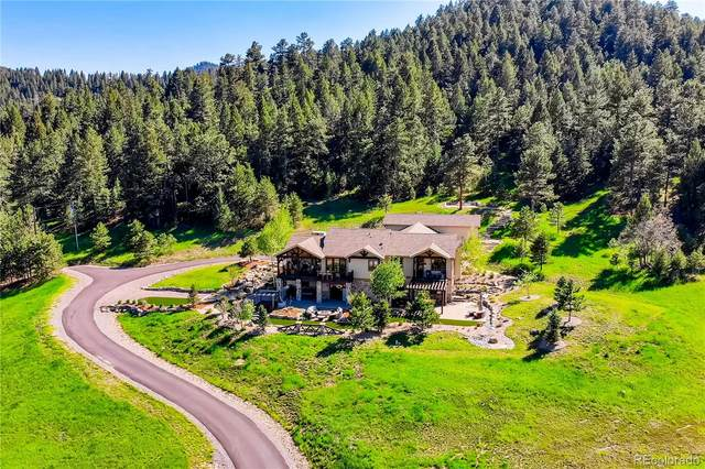 5025 Tansey Lane, Indian Hills, CO 80454 (#5250198) :: The Colorado Foothills Team   Berkshire Hathaway Elevated Living Real Estate