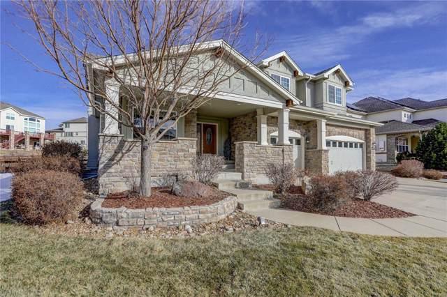7798 S Coolidge Way, Aurora, CO 80016 (#5250316) :: The Peak Properties Group