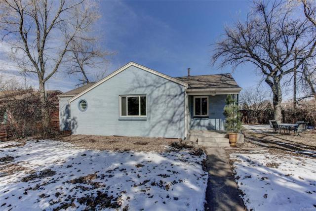 7231 E 6th Ave Pkwy, Denver, CO 80220 (#5250692) :: Ben Kinney Real Estate Team