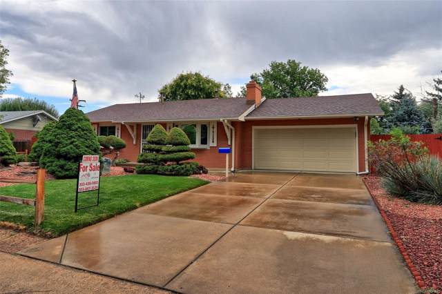 1636 S Welch Circle, Lakewood, CO 80228 (#5251048) :: Arnie Stein Team | RE/MAX Masters Millennium