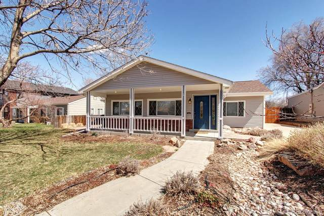 2840 S Dexter Way, Denver, CO 80222 (#5251180) :: The Gilbert Group