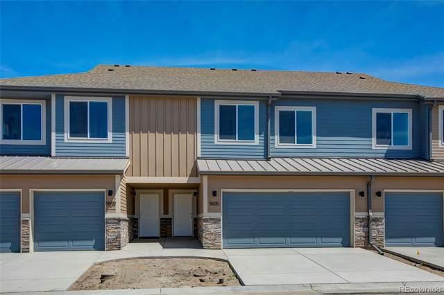 9605 E Idaho Place, Denver, CO 80231 (#5251581) :: The Griffith Home Team