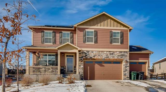 15511 Quince Circle, Thornton, CO 80602 (MLS #5252185) :: 8z Real Estate