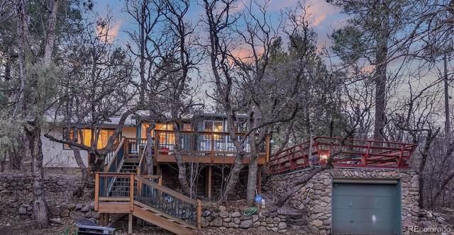 1834 Cheyenne Road W, Colorado Springs, CO 80906 (MLS #5252515) :: Find Colorado