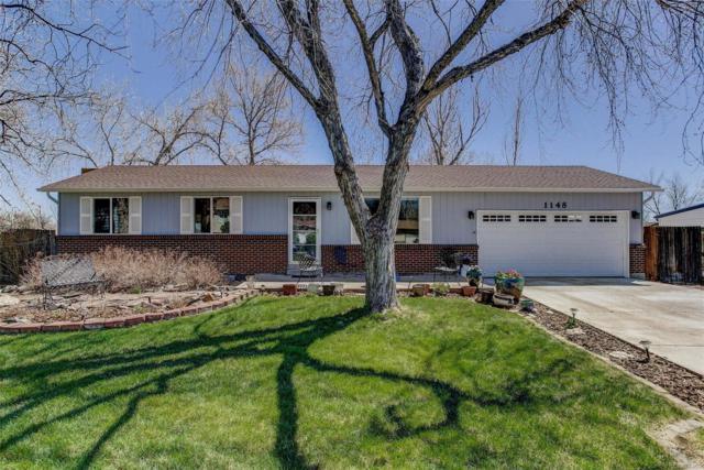 1148 S Parfet Court, Lakewood, CO 80232 (#5252711) :: House Hunters Colorado