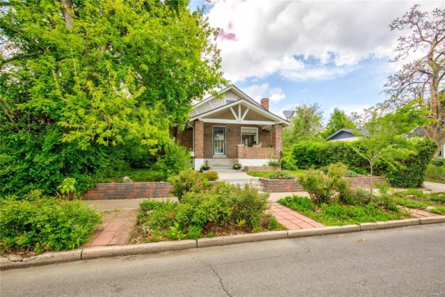 3817 W Byron Place, Denver, CO 80211 (#5252783) :: Wisdom Real Estate