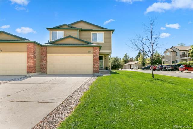 850 S Overland Trail #30, Fort Collins, CO 80521 (#5252994) :: The Artisan Group at Keller Williams Premier Realty