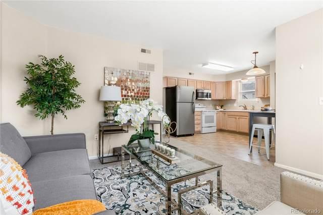 1646 S Deframe Street A1, Lakewood, CO 80228 (#5253002) :: Kimberly Austin Properties