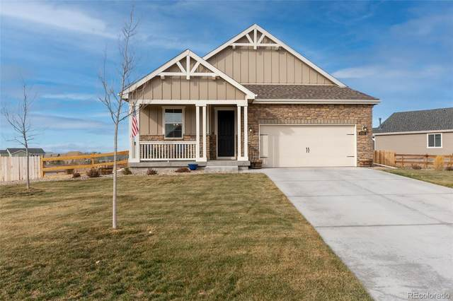 5785 Desert Inn Loop, Elizabeth, CO 80107 (MLS #5253113) :: 8z Real Estate