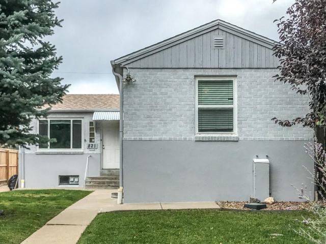 821 Krameria Street, Denver, CO 80220 (#5253392) :: Wisdom Real Estate