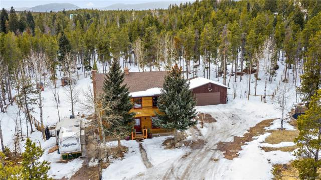 8600 S Warhawk Road, Conifer, CO 80433 (#5253643) :: Berkshire Hathaway Elevated Living Real Estate