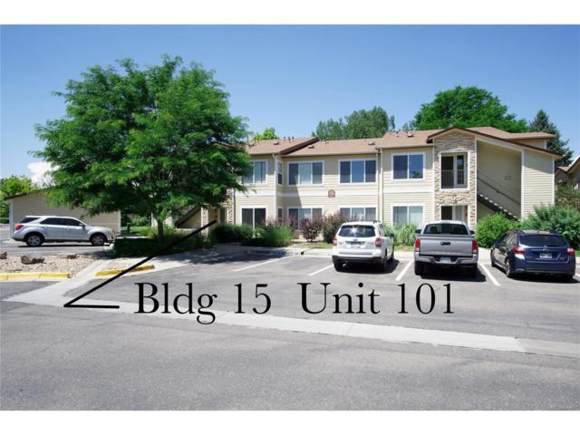 4875 S Balsam Way #101, Denver, CO 80123 (MLS #5253798) :: 8z Real Estate