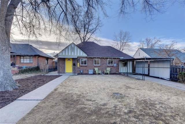 535 S Bryant Street, Denver, CO 80219 (#5254109) :: Harling Real Estate