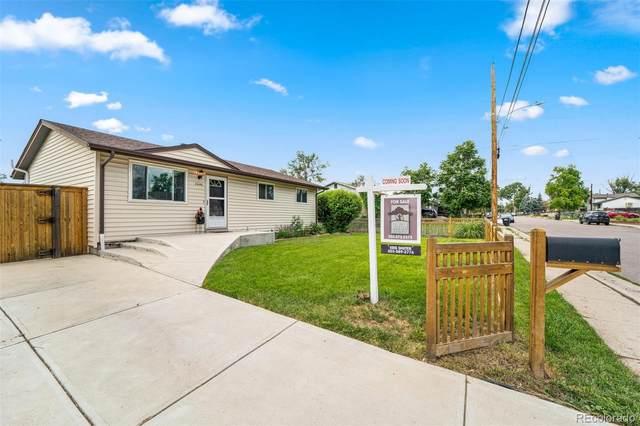 2440 W Hillside Avenue, Denver, CO 80219 (MLS #5254144) :: Bliss Realty Group