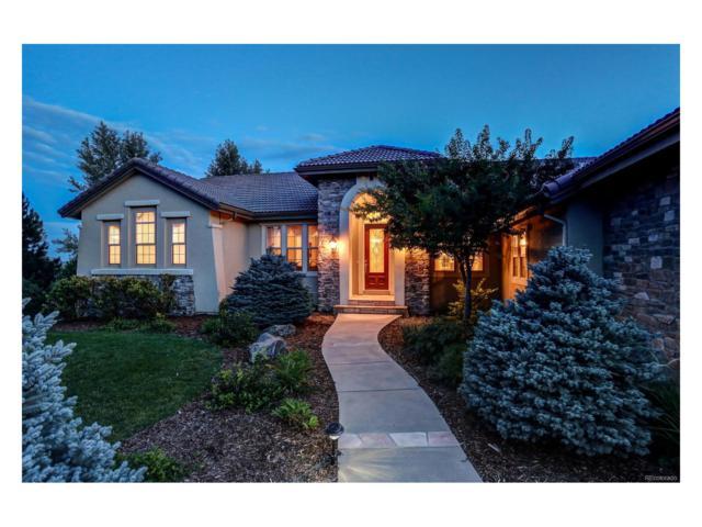 6240 Mt Sneffels Place, Castle Rock, CO 80108 (#5254487) :: RE/MAX Professionals