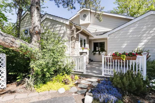 4605 S Yosemite Street #28, Denver, CO 80237 (#5254727) :: The Griffith Home Team