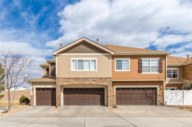 15444 W 63rd Avenue #202, Arvada, CO 80403 (#5254797) :: Bring Home Denver