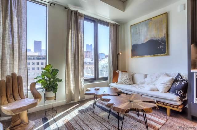1750 Wewatta Street #436, Denver, CO 80202 (#5254917) :: Wisdom Real Estate