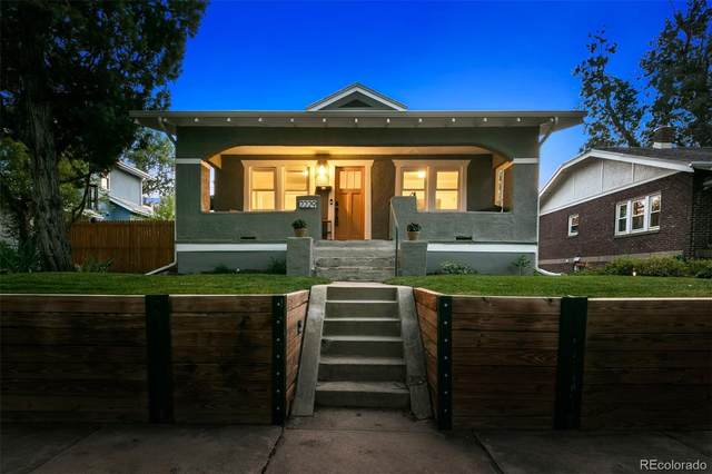 2229 S Corona Street, Denver, CO 80210 (MLS #5254959) :: 8z Real Estate