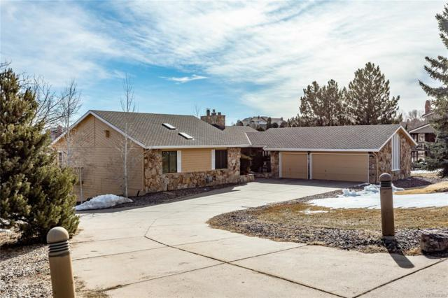 6966 S Chapparal Circle, Centennial, CO 80016 (#5255330) :: The Peak Properties Group