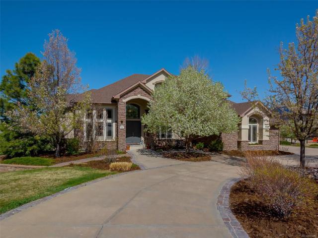8757 Ridgepointe Drive, Castle Pines, CO 80108 (MLS #5255554) :: 8z Real Estate