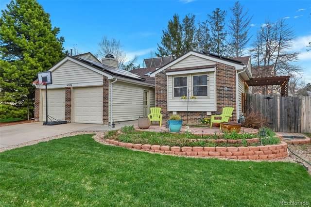 14976 E Wagontrail Drive, Aurora, CO 80015 (#5255912) :: Venterra Real Estate LLC