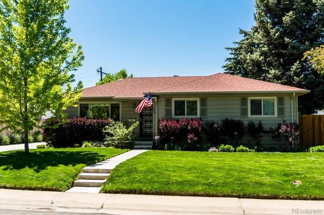 1731 S Forest Street, Denver, CO 80222 (#5255955) :: The Heyl Group at Keller Williams