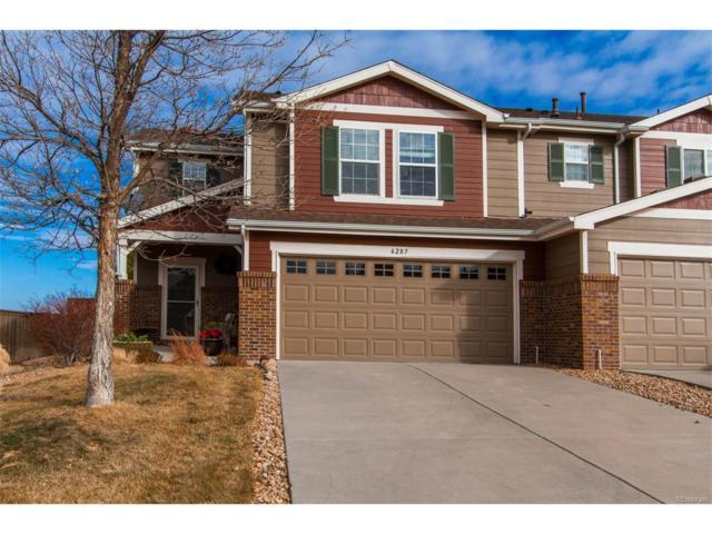 6287 Wescroft Avenue, Castle Rock, CO 80104 (#5256002) :: The Dixon Group