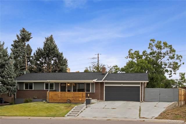 8031 E Hampden Circle, Denver, CO 80237 (#5256308) :: The Griffith Home Team