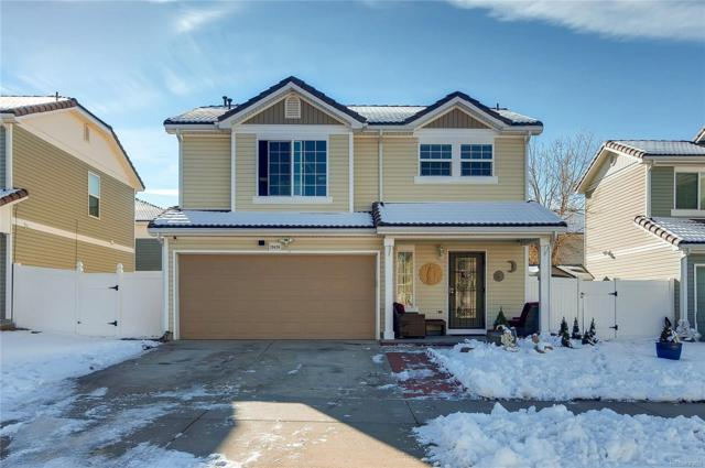 19436 March Drive, Denver, CO 80249 (#5256561) :: The Heyl Group at Keller Williams