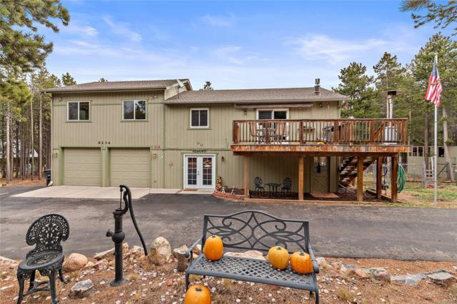 9234 Sandy Lane, Conifer, CO 80433 (#5256617) :: Berkshire Hathaway Elevated Living Real Estate