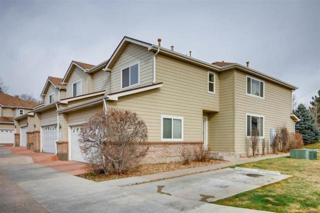 3405 S Lowell Boulevard #5, Denver, CO 80236 (#5256779) :: The Peak Properties Group