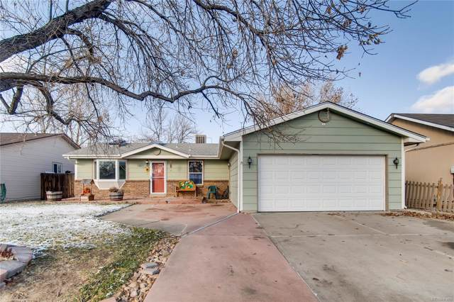 1409 5th Street, Fort Lupton, CO 80621 (MLS #5256851) :: Kittle Real Estate