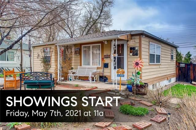 4501 W Exposition Avenue, Denver, CO 80219 (#5256926) :: Venterra Real Estate LLC