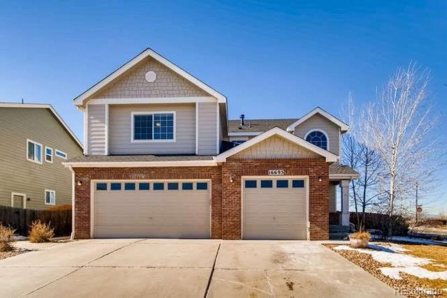 16695 Williams Street, Thornton, CO 80602 (MLS #5257124) :: 8z Real Estate