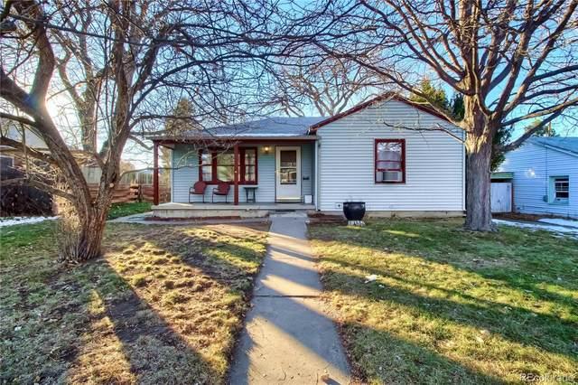 319 S Hudson Street, Denver, CO 80246 (#5257348) :: The Harling Team @ Homesmart Realty Group