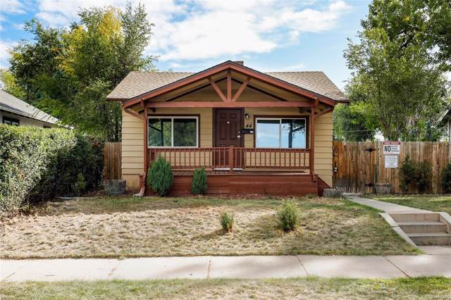 44 Julian Street, Denver, CO 80219 (#5257380) :: 5281 Exclusive Homes Realty