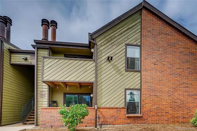 12037 E Harvard Avenue #204, Aurora, CO 80014 (#5257442) :: Kimberly Austin Properties