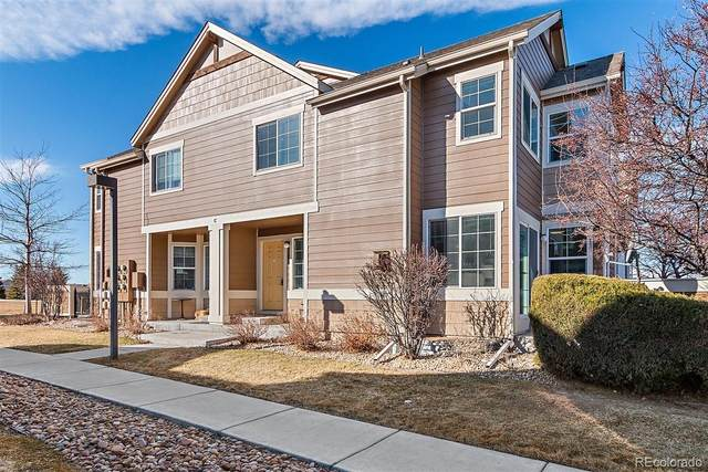 15800 E 121st Avenue C1, Commerce City, CO 80603 (MLS #5257847) :: 8z Real Estate