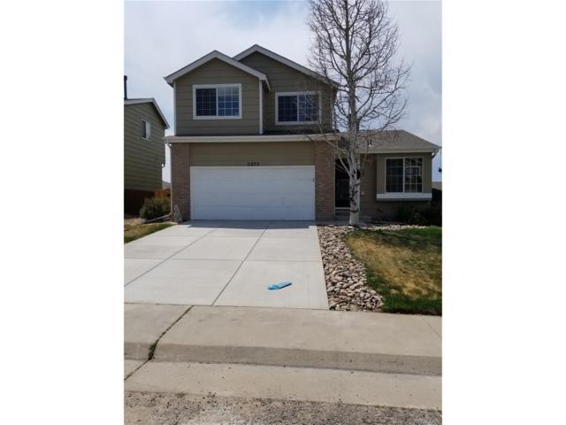 11273 Latigo Lane, Parker, CO 80138 (MLS #5257916) :: 8z Real Estate
