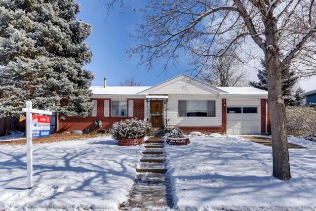 1088 Dearborn Street, Aurora, CO 80011 (MLS #5258111) :: Kittle Real Estate