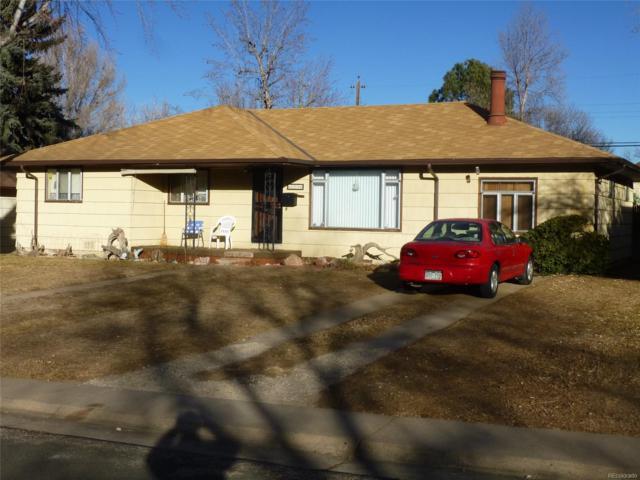 6254 S Prescott Street, Littleton, CO 80120 (MLS #5258219) :: 8z Real Estate
